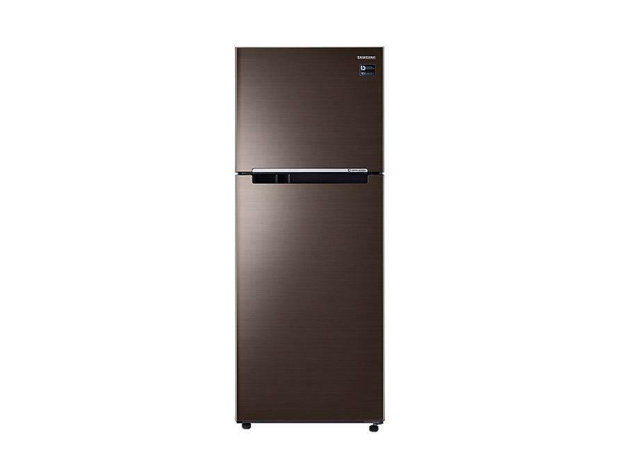 Samsung RT35K5062DX Twin Cooling Plus 2 Door Inverter Refrigerator 450L (Lux Brown)