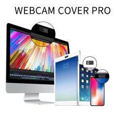 3 Chiếc Webcam Bao Da Siêu Mỏng Trượt Riêng Tư Tấm Bảo Vệ Máy Ảnh Dành Cho Điện Thoại Laptop