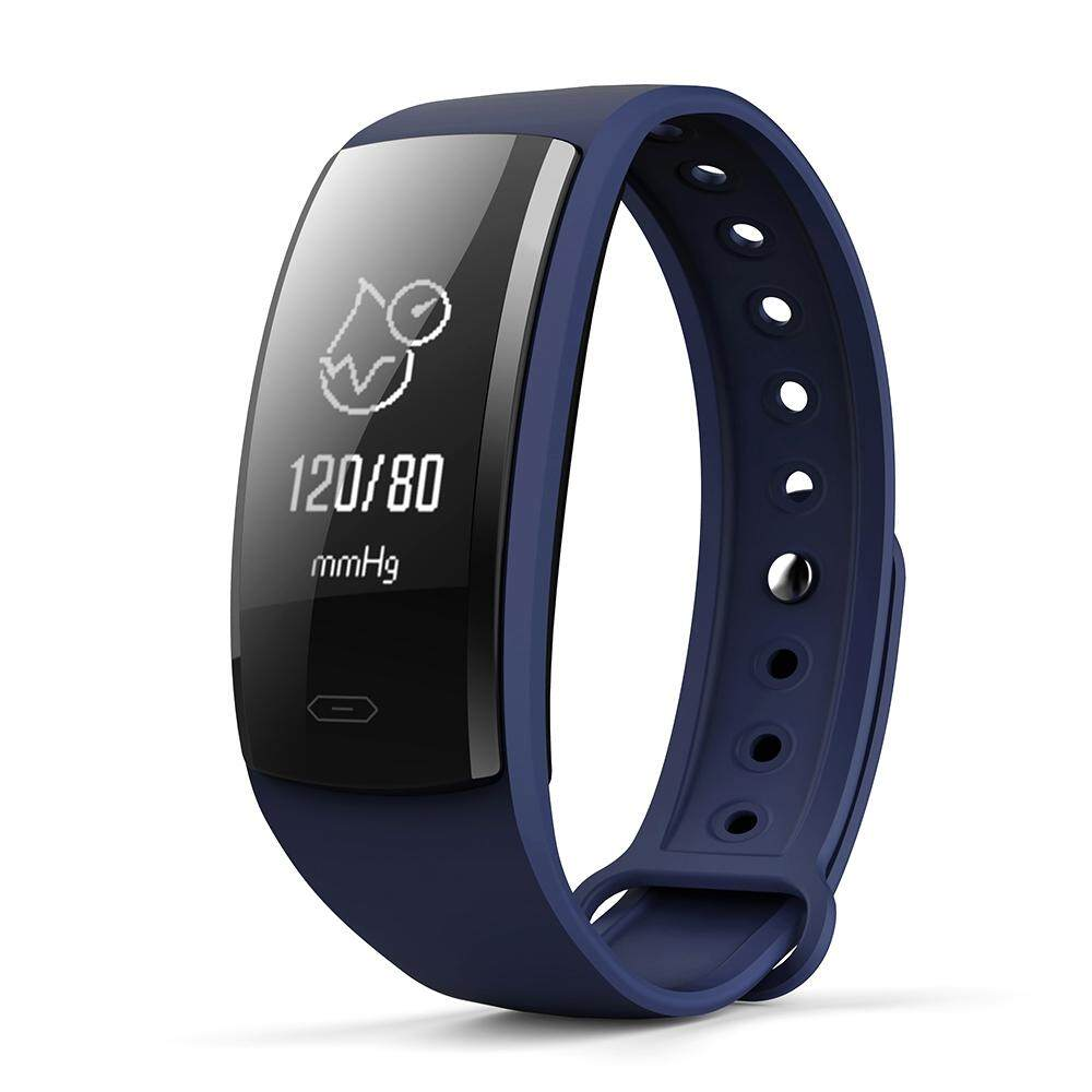 QS90 Bluetooth 4.0 Smart Watch Multiple Sports Modes Weather Remind Wristband