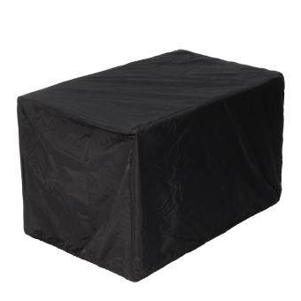Gas ONE Two Burner Patio Cover Weather /& Dust Resistance Cover for Majority of Double Burners