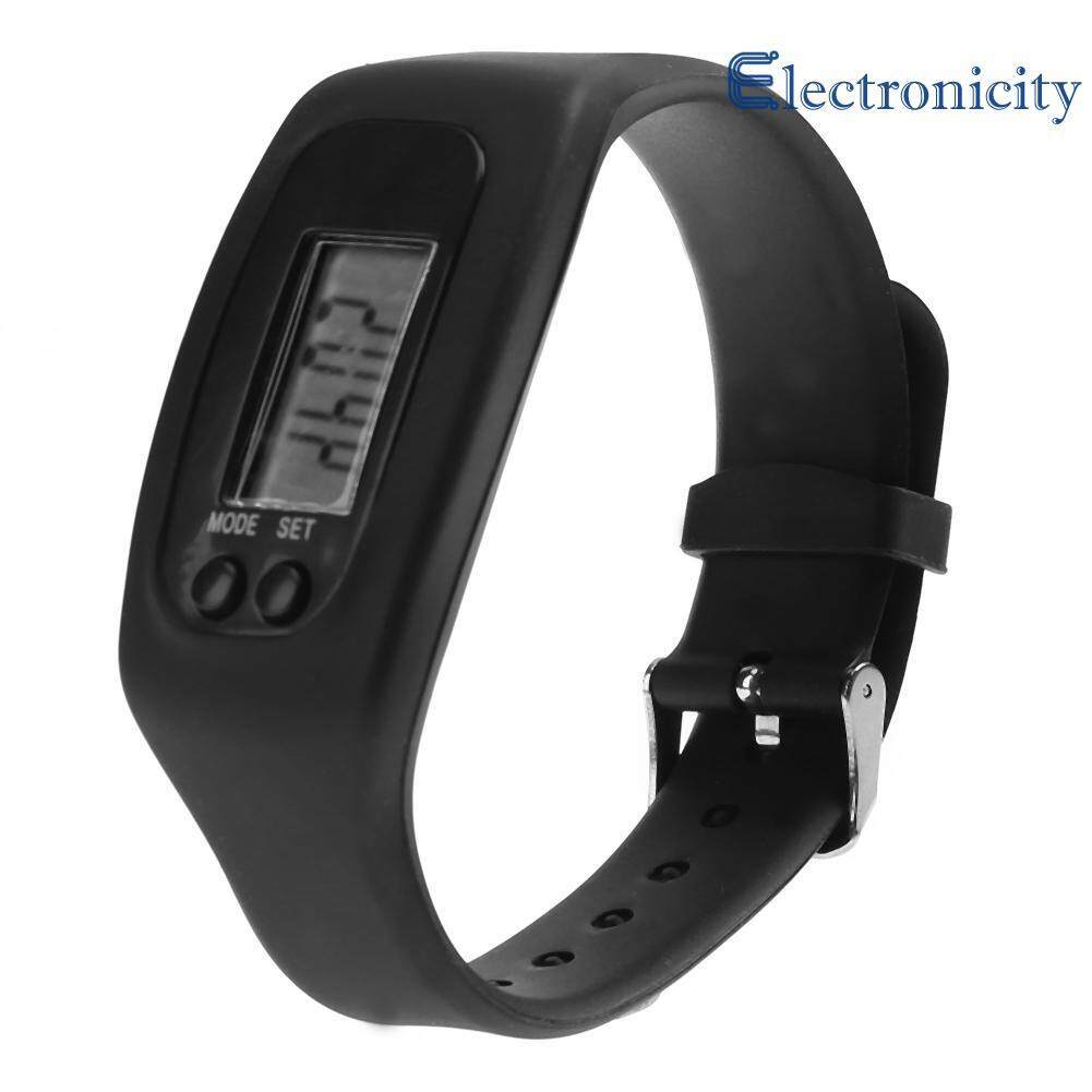 LED Display Activity Sports Pedometer Calorie Fitness Tracker Bracelet