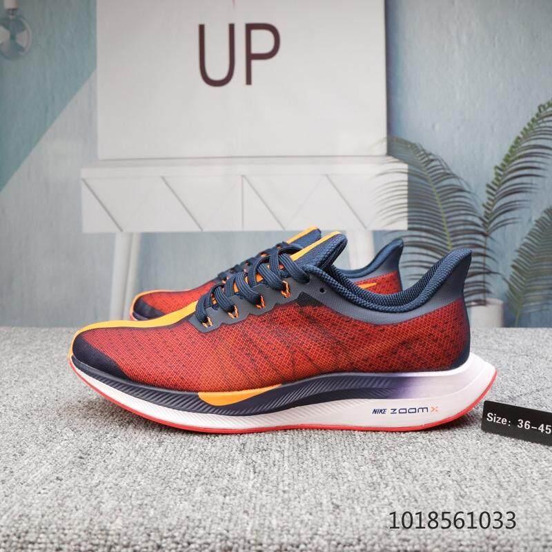 Authentic NIKE_Turbo Pegasus 35 Running Shoes Slow Shock Sport Sneakers