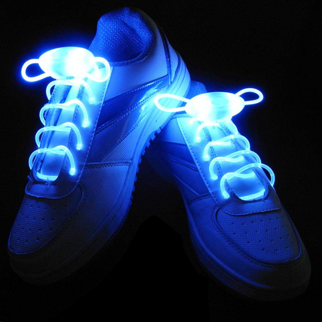Glow In The dark Shoelace Luminous Fluorescent Green x 1pair Shoe Lace