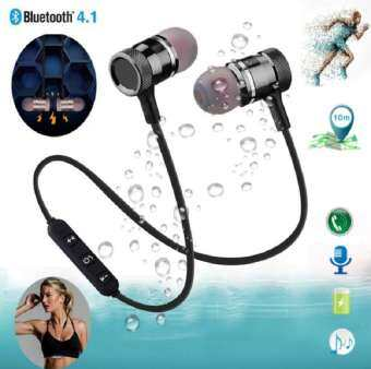 G3 Wireless Bluetooth Stereo Magnetic Earphone Mini Sport Waterproof In-ear Earbuds Noise Reduction for IOS Android -