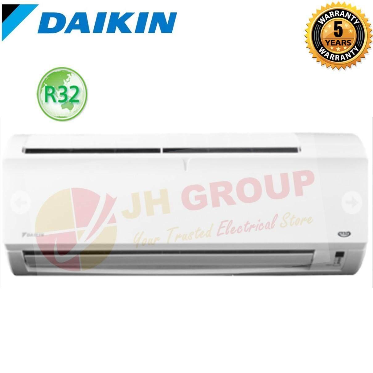 DAIKIN FTV35P/RV35F 1.5HP AIR CONDITIONER