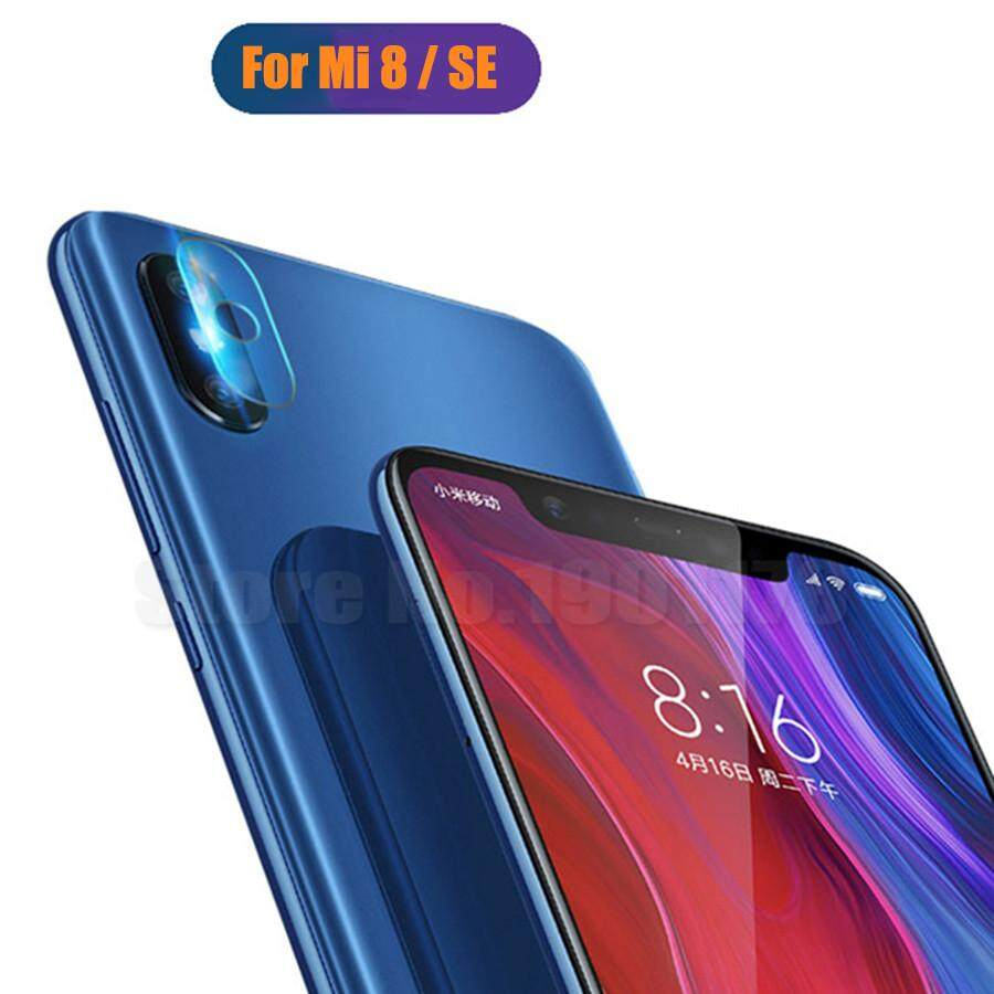 Handphone Tablet Xumu Daftar Harga Maxtron M8 Android 2pcs Back Camera Lens Protector Tempered Glass For Xiaomi Mi 8 Se Cover