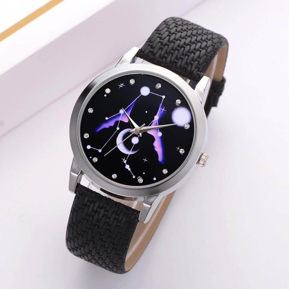 NEW Women's Casual Quartz Leather Band Newv Strap Watch Analog Wrist Watch