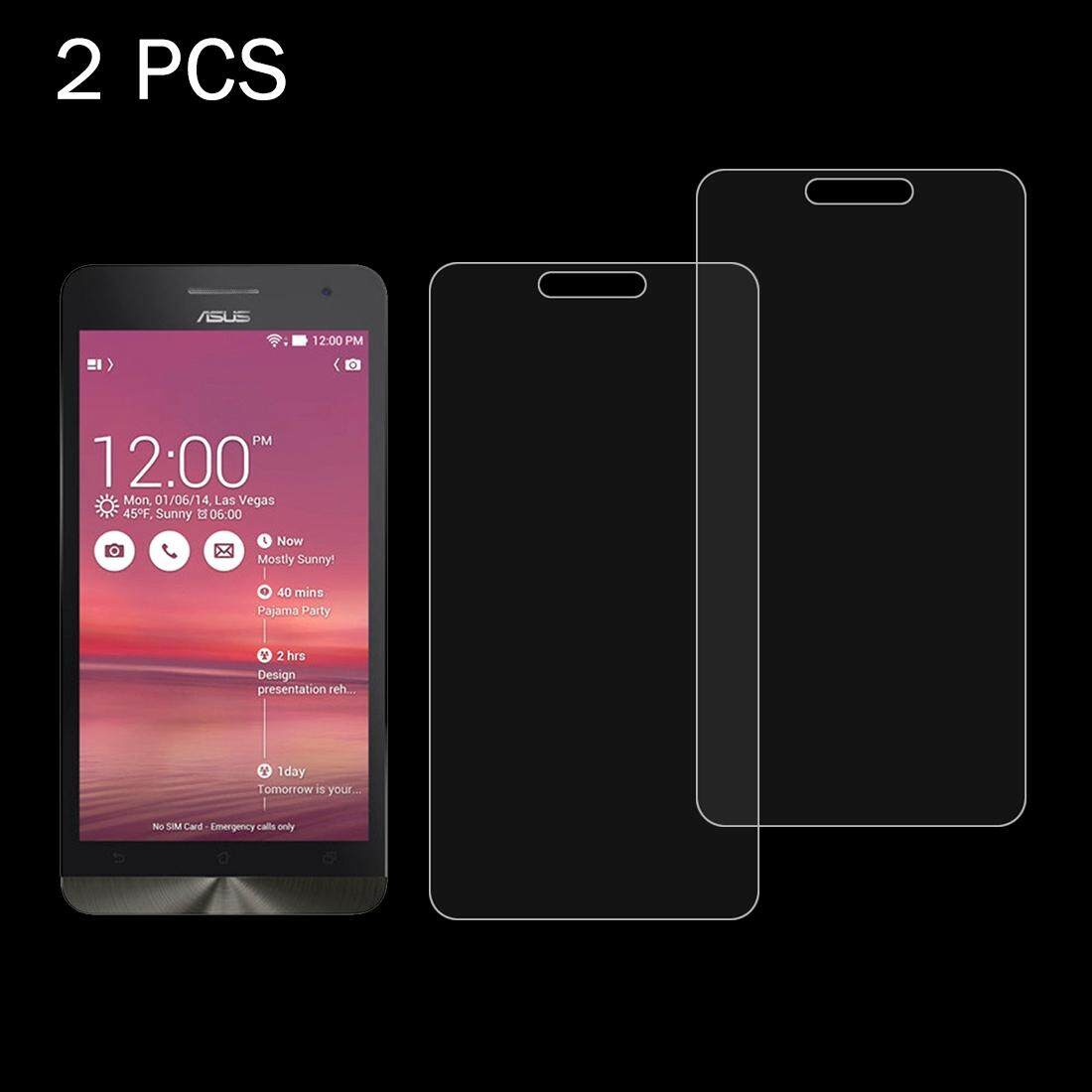 Diylooks 2 Pcs For Asus Zenfone 6 026mm 9h Surface Hardness 25d Tempered Glass Quality Samsung Galaxy N910 Note 4 Explosion