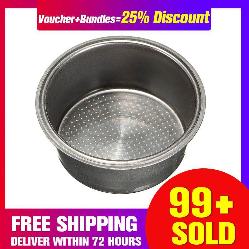【Free Shipping + Super Deal + Limited Offer】Coffee 2 Cup 51mm Non Pressurized Filter Basket For Breville Delonghi Krups New