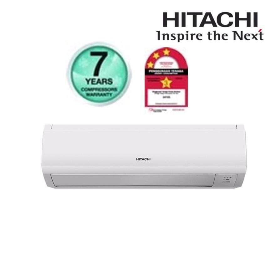 Hitachi White Air-Conditioner RAS-F18CF