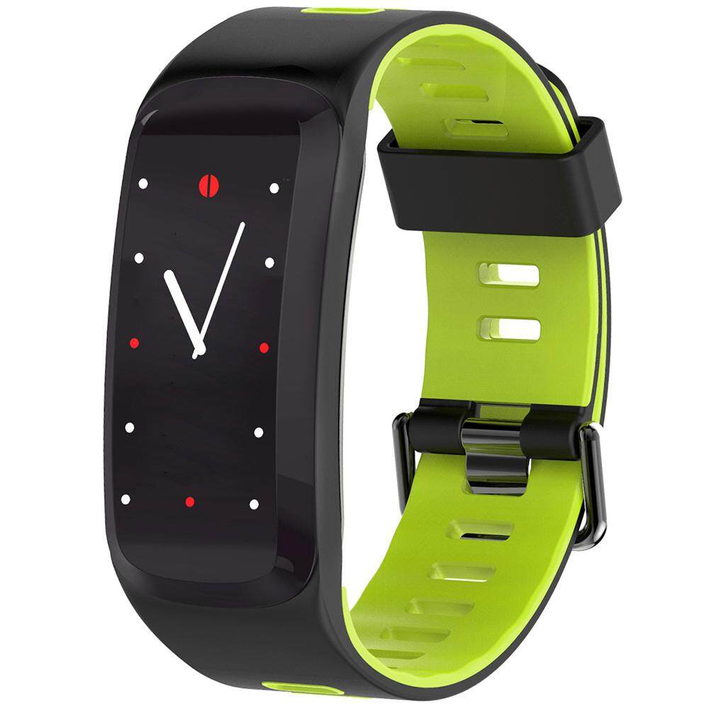 NO.1 F4 Colorful Sports Smart Bracelet IP68 Waterproof Heart Rate / Sleep / Blood Pressure / Blood Oxygen Monitor