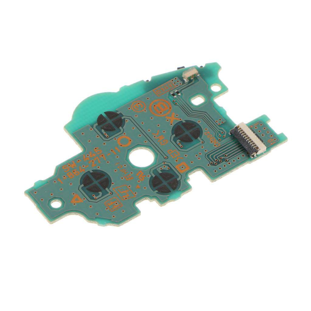 Miracle Shining Repair Power On/Off Switch Button Circuit Board for Sony  PSP 1000 Console