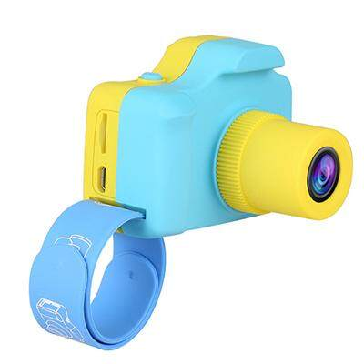 1.77 Inch 16MP 1080P Mini LSR Cam Digital Camera for Kids Baby Cute Cartoon Multifunction Toy Camera Children Birthday Best Gift