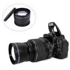 58mm 2.0X Magnification Telephoto Lens Converter for Nikon Canon Sony Pentax