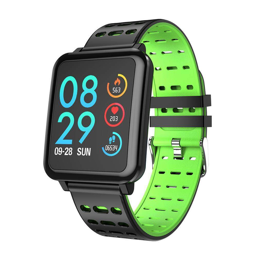 leegoal T2 Multi-mode sports smart watch 1.3-inch color display Health monitoring, sports data, message push Smart watch
