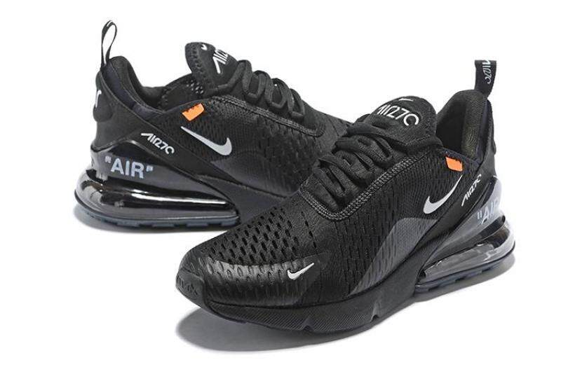 การใช้งาน  อ่างทอง Discount Nike_Air_Max_270 Mens Essential Running Shoes black