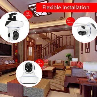 WOND Wireless Alarm Camera 720P HD IP Network Camera Security Baby/Pet  Monitor CAM EU Plug