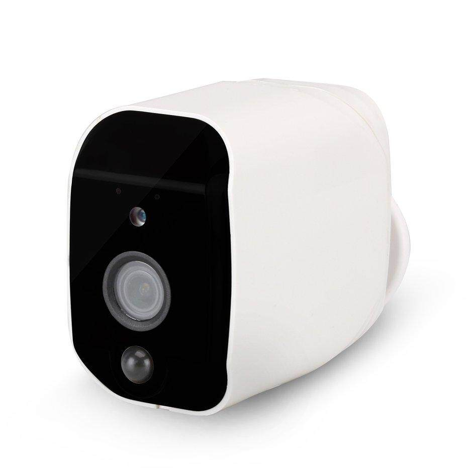 BELLE Low-power Wireless Video Color Monitor Security Camera Temperature Monitoring