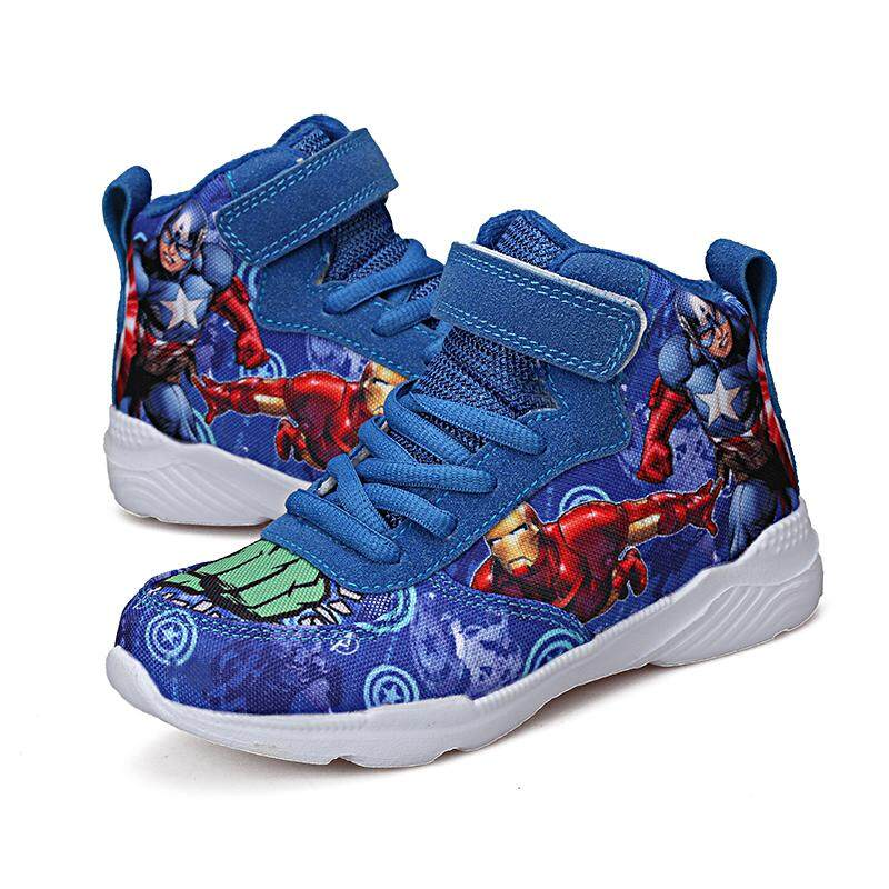 Kids Shoes Boys Girls Casual Basketball Athletic Shoes Walking Sports Sneakers