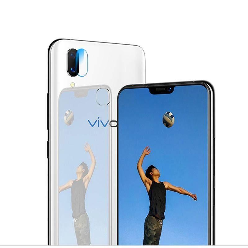 Fitur For Vivo V9 Camera Lens Tempered Glass 5d Lens Screen Film