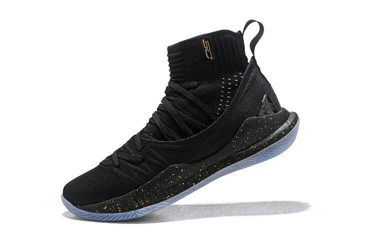 946f9449762b Original Under Armour Stephen Curry Curry 5 Mid Top Sneakers EU 40-45 SC MEN