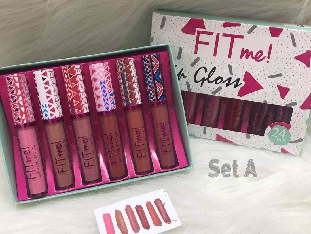 Fit Me! Lip Gloss