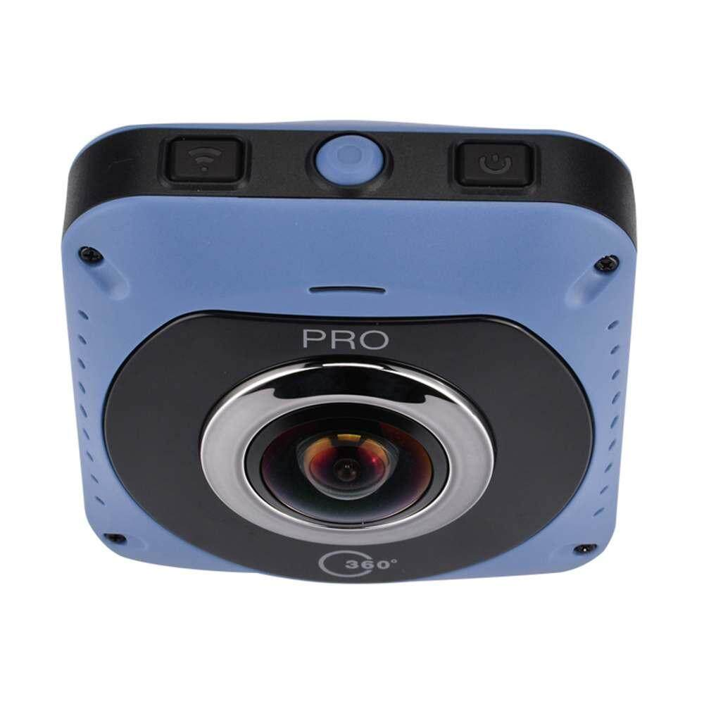 vigo Mini And New 360 Video Camera HD Panoramic VR Camera Mode HD 8MP With 220° Dual Lens Wifi Digital Camera – intl