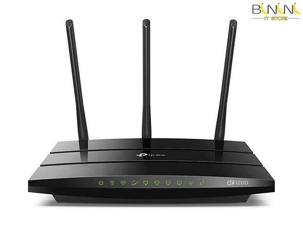 TP-LINK - Archer C1200, AC1200 Wireless Dual Band Gigabit Router (UNIFI & Maxis Fiber support)