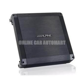 Alpine BBX-F1200 4-channel power amplifier 4/3/2 channel 600 watts