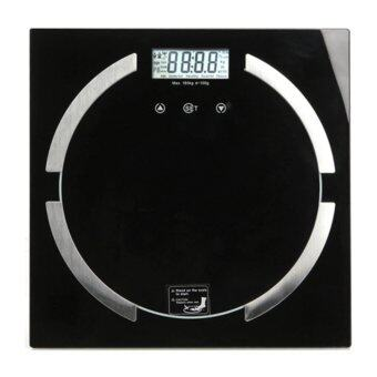 Personal Digital Body Fat Hydration Muscle Weight Scale 180kg