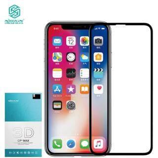 Nillkin 3D Đầy Đủ Vỏ Bọc Kính Cường Lực Cho iPhone 11 11 Pro 11 Pro Max iPhone X Xs XR Xs Max Miếng dán màn hình điện thoại Chống Cháy Nổ Bảo Vệ Màng Kính Cường Lực thumbnail