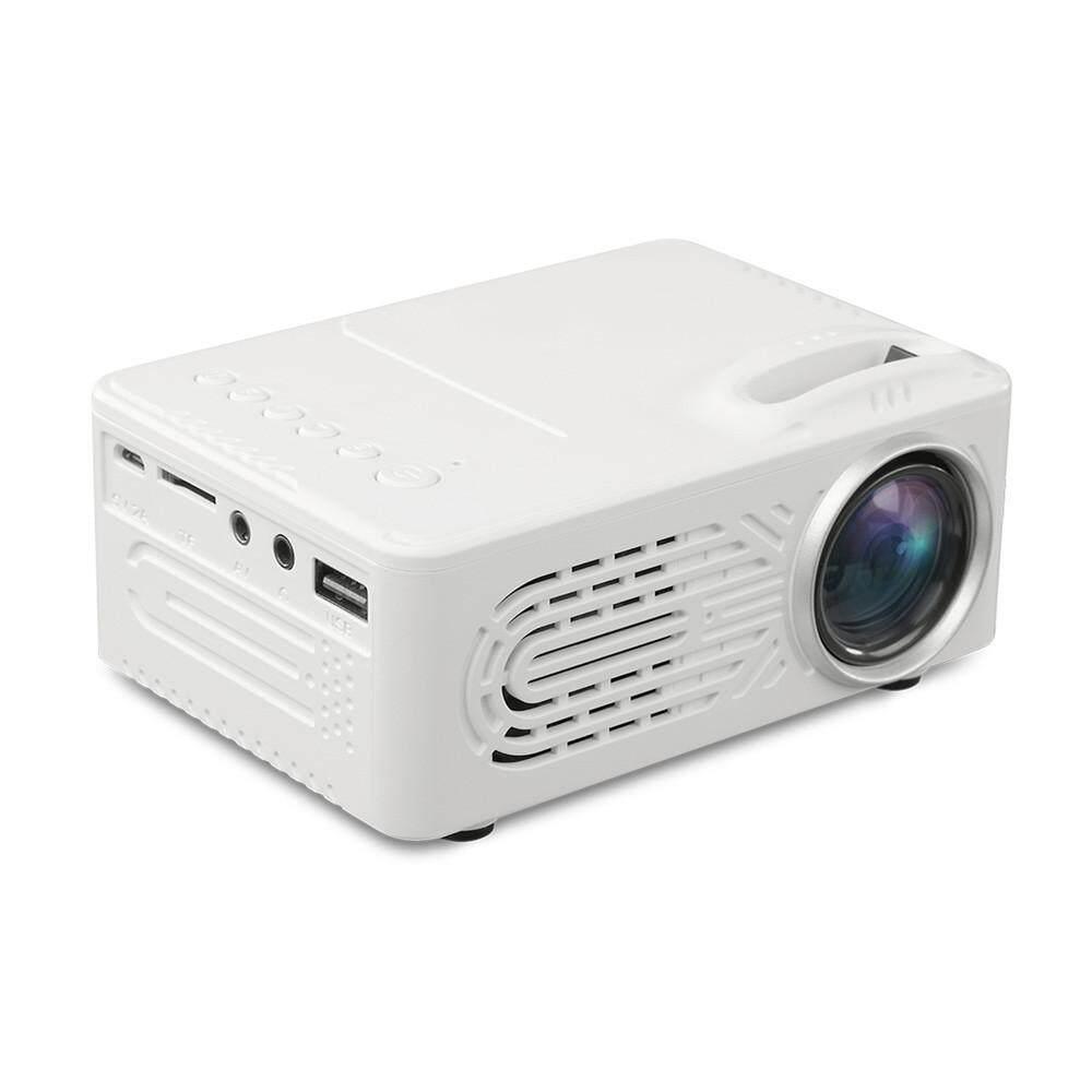 JY 700 Lumens 1080, ghi hình cực NÉT, giá rẻ NHẤT-BH UY TÍN bởi TECH-ONE Máy Chiếu Mini Projector LED Đa Phương Tiện Rạp Hát Tại Nhà AV USB
