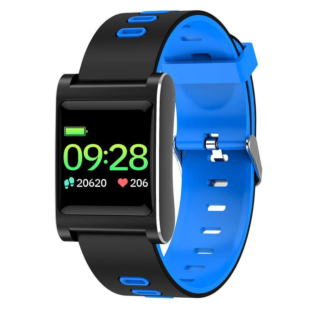 Hastra K88 Smart Wristband Blood Pressure Bracelet Color Display IP68 Waterproof Fitness Tracker Band for Android IOS
