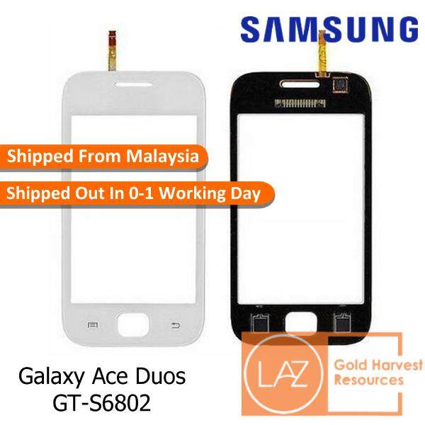 Samsung Galaxy Ace Duos S6802 Touch Screen Digitizer