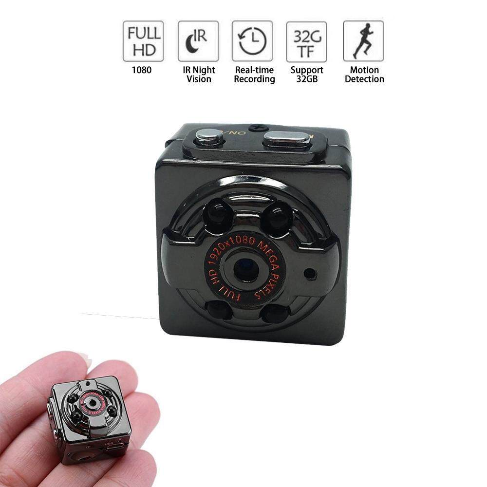 kaibo Mini Camera SQ8 Mini DV Camera 1080P Full Motion Car Wireless Recorder Camera DVR Aluminum Video