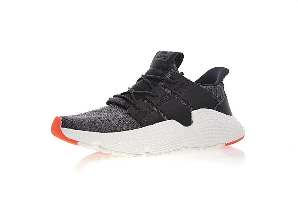 more photos 5585d 26bb1 Adidas Originals Prophere Mens Running Sneaker Fashion Casual Sport Shoes ( BlackGrey)