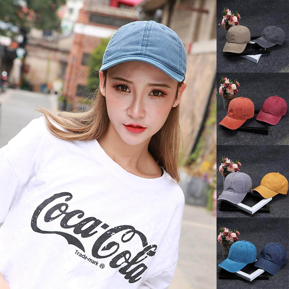 Buy Sell Cheapest Rs Hip Best Quality Product Deals Indonesian Store Taichi Original Rsb268 Bag 10l Tas Pinggang White Casual Baseball Cap Women Adjustable Snapback Hat Solid Hop Hats For Dad