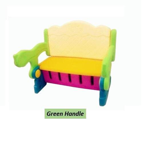 Kids Furniture 3 in1 Transferable Table Chair Storage Box Multicolor