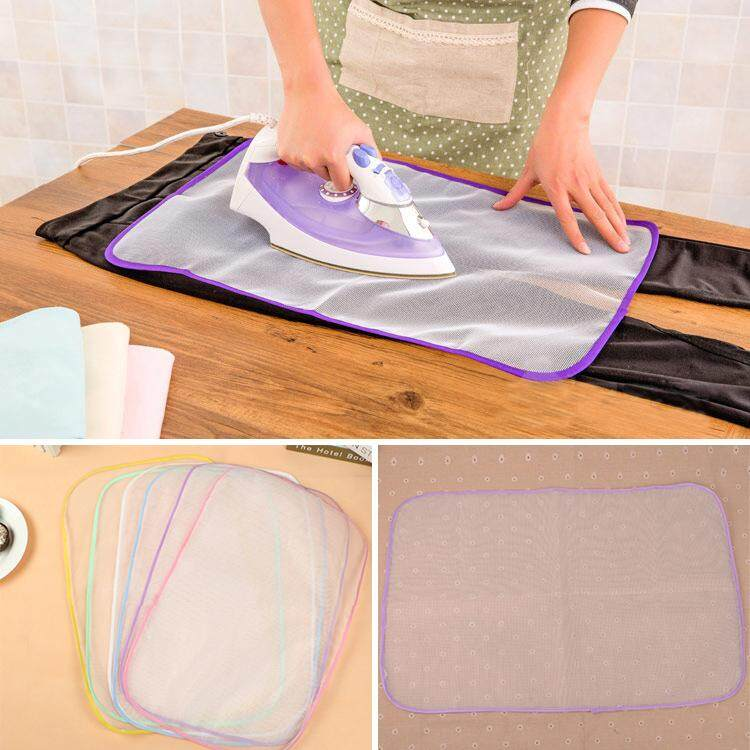 Aukey Storel Handy Mat Household Pad Iron protective mesh protect protector clothes garment