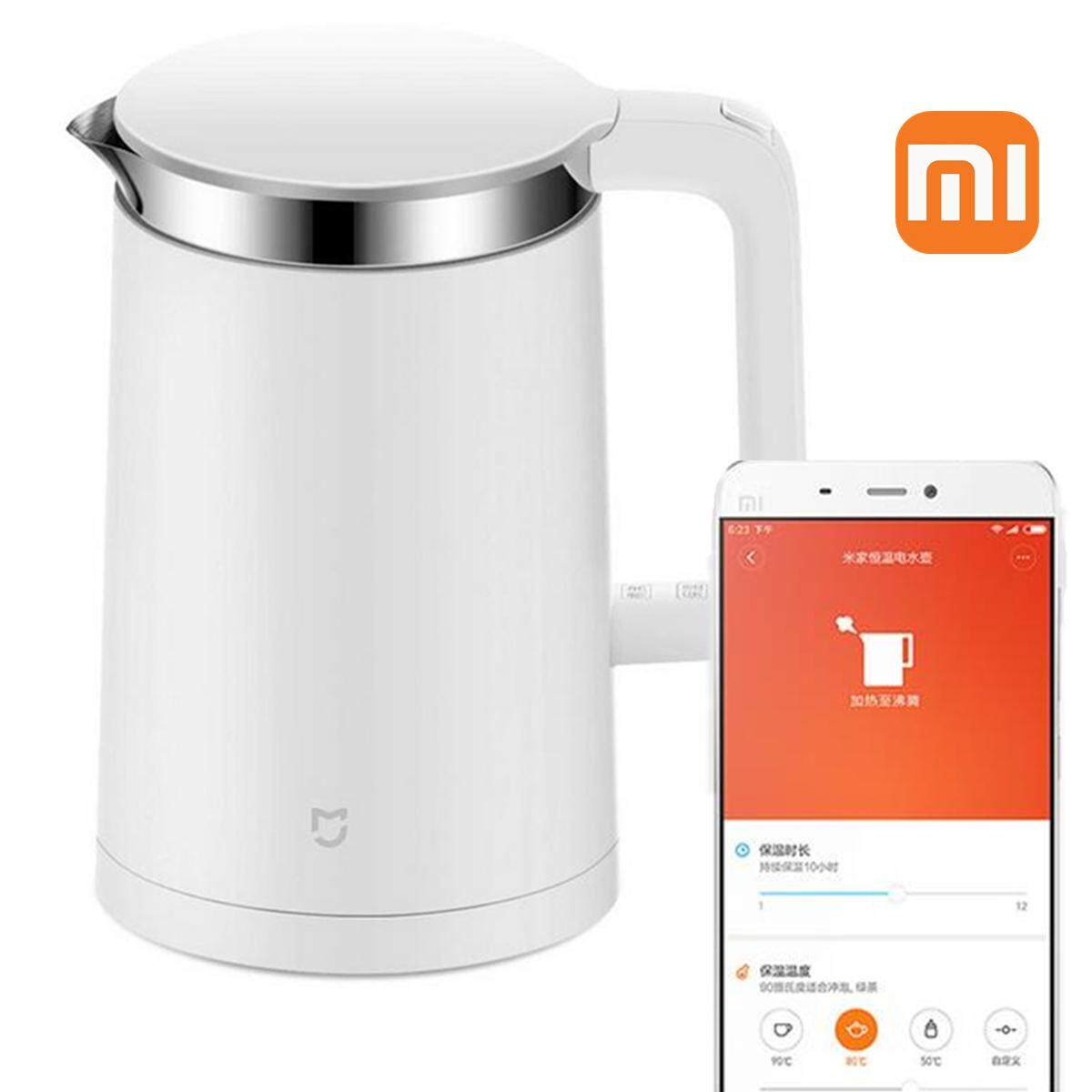 Stainless Steel Smart APP Electric Household Kettle 12H Constant Temperature