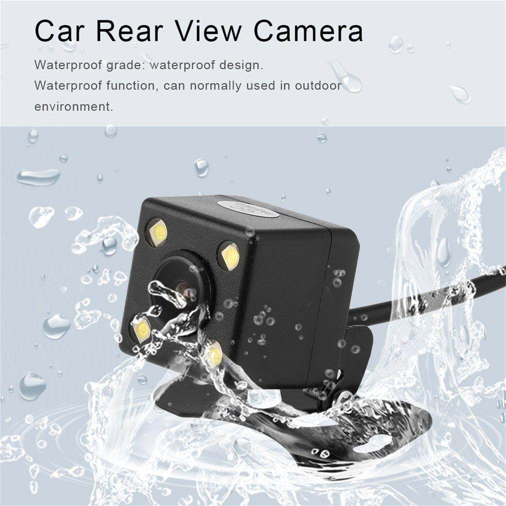 ERA Wireless Transmitter & Receiver Adapter + Waterproof 4 LED Rear View Camera - intl