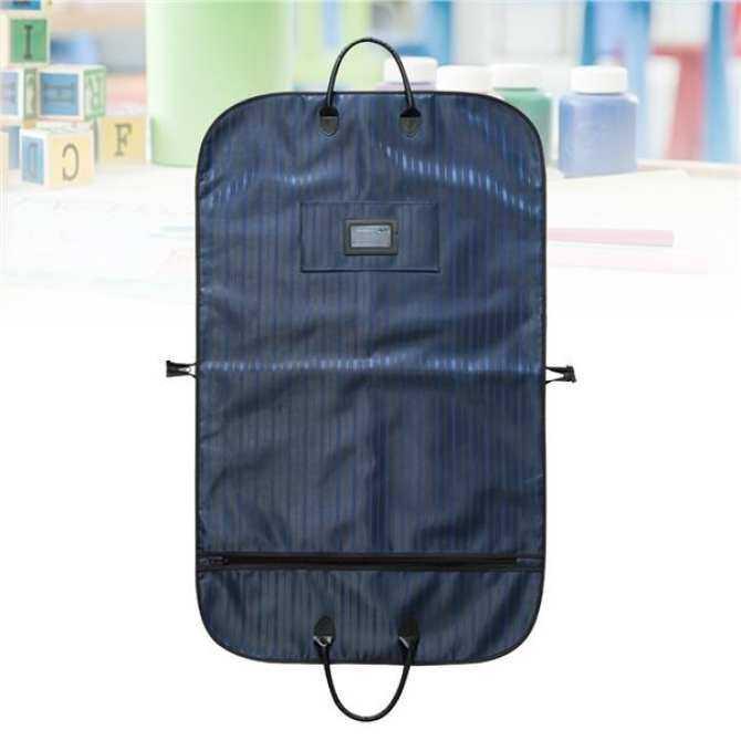 Portable Mens Suit Formal Dress Storage Bag Travel Suit Coat
