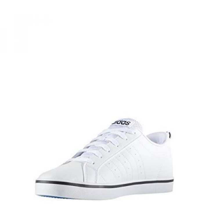 adidas Originals Mens Pace Vs Sneaker, Sneaker, Vs White/Black/Blue, 10.5 M US 3f2d97