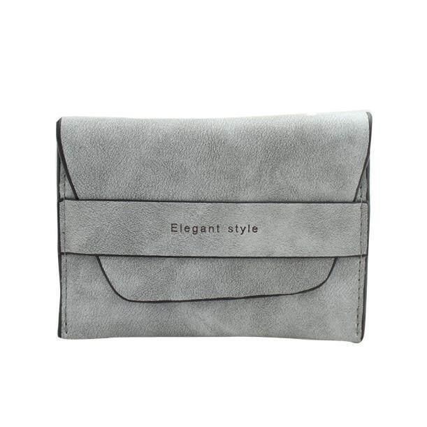 ◇ Cod Just For You Fashion Women Bifold Wallet Clutch Card Holders Purse Short Handbag Free Shipping