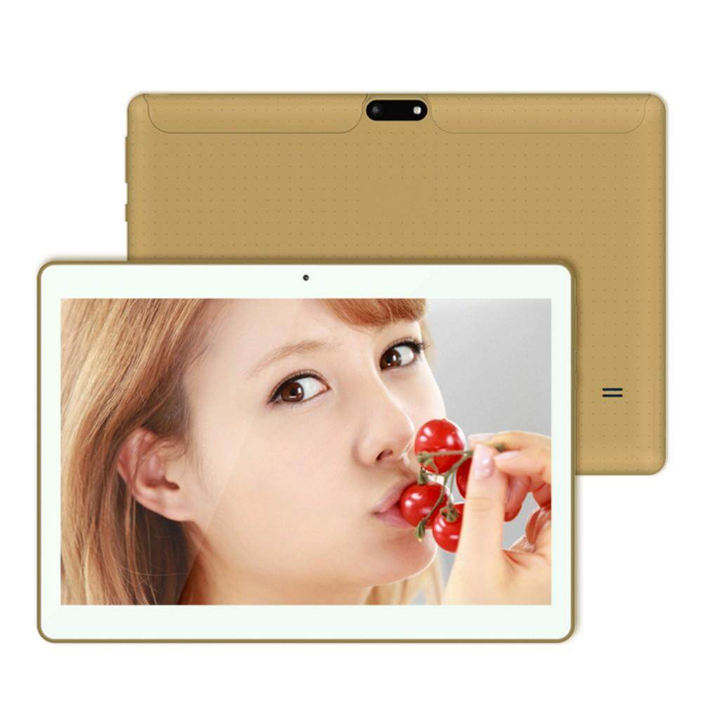 Y11 10.1 Inches Quad-Core 3G Tablet PC With 0.3MP + 2.0MP Dual Cameras