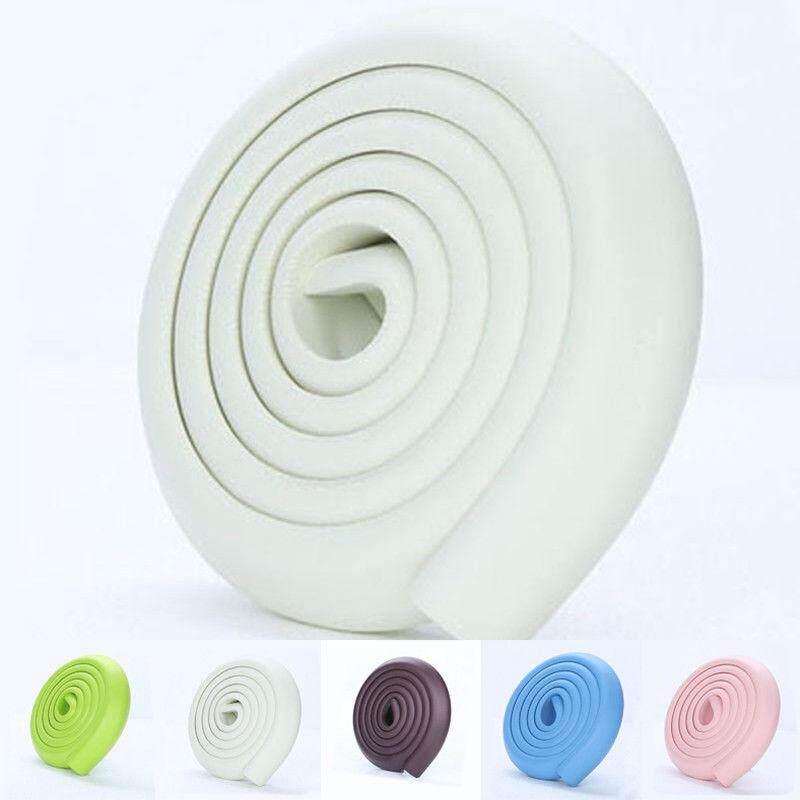 2m*35mm*12mm NBR Baby Toddler Safety Proofing Table Edge Guard Protector/Corners