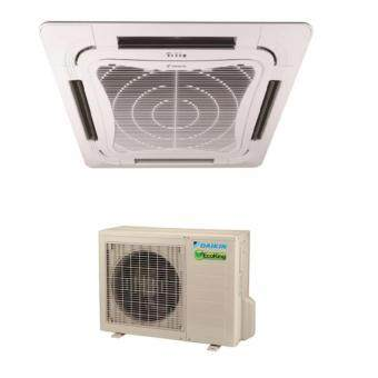 Daikin 2.5HP Eco King Ceiling Cassette Type Air Conditioner FCN25F/RN25C (R410A)
