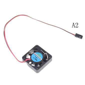 30/40 มิลลิเมตร 5 โวลต์ DC พัดลมทำความเย็นสำหรับมอเตอร์โมเดล RC ESC Power Transfer Type: A1-