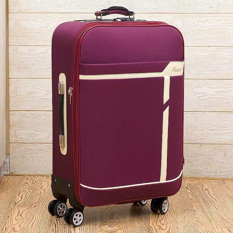 Universal Wheel Waterproof Trolley Luggage Business Suitcase