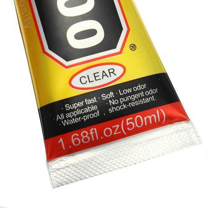T8000 Glue Epoxy Resin Acrylic Adhesive Needle Type Phone